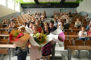 Bravo à Danielle Joulia et aux enseignants de Toulouse pour l'organisation de ce 40ème Congrès